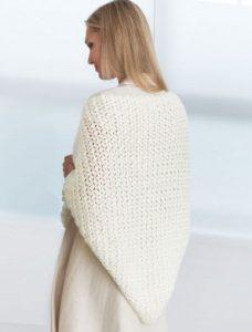 Crochet Prayer Shawl Patterns easy