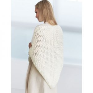 Easy Shawl Crochet Patterns
